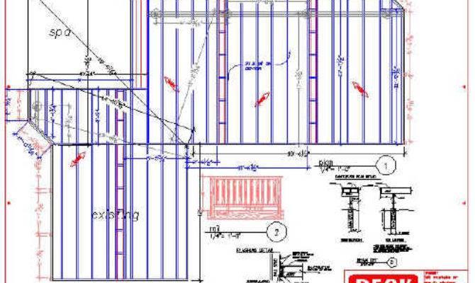 Deck Plans Hot Tub Joy Studio Design Best