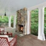 Deck Plans New Home Designs Choosing Best Front Porch Decks