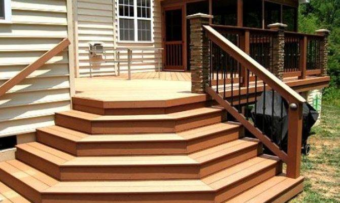Deck Stairs Stairspictures