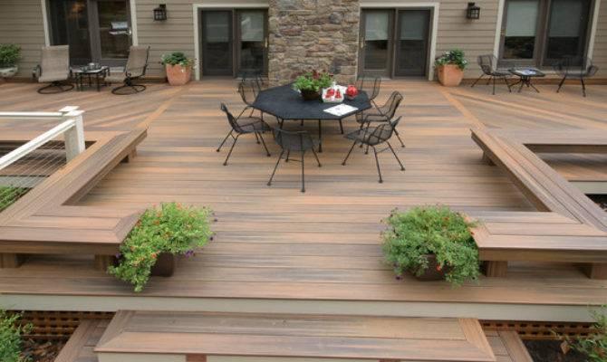 Decks Home Gardening Ideas