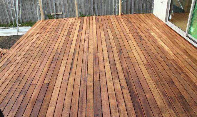 Decks Insulation Completed Lot