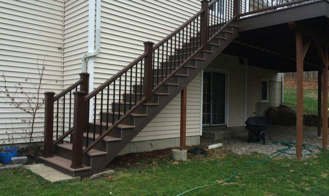 Decks Second Story Deck