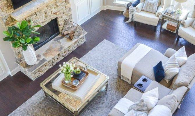 Decorating Ideas Large Open Living Room
