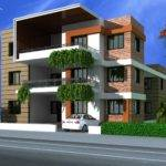 Decoration Besf Ideas Home Design Modern Duplex House