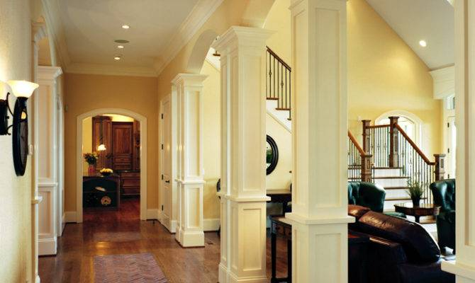 Decorative Columns Millwork Enhance Your Home