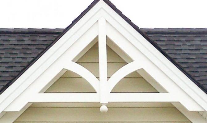 Decorative Gable Finial Exterior Designs