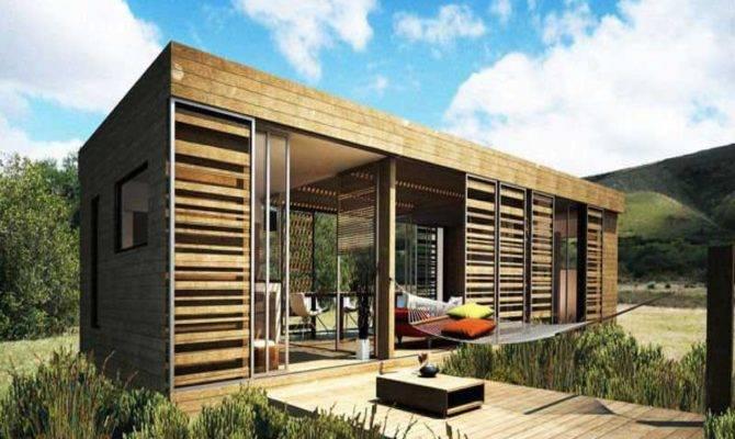 Decorative Modern Eco House Plans Home Building