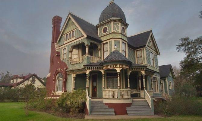Decorative Victorian Style Home Plans Building