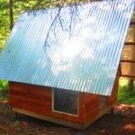 Deek Vermont Frame Cabin Tiny House Workshop Wood Turtle