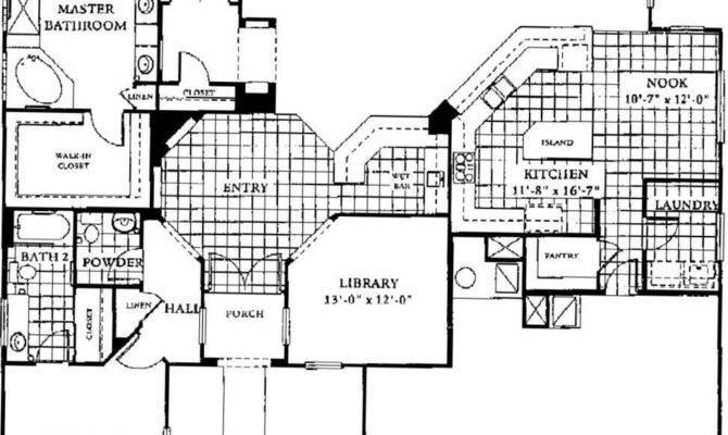 Del Webb Home Floor Plans