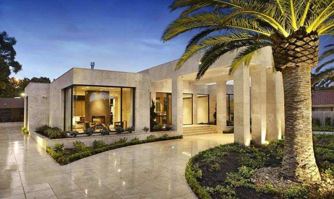 Delight Your Senses Best Modern Mansions