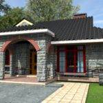 Deluxe Bedroom Bungalow House Plan Home Design