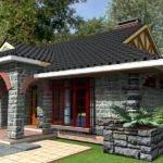 Deluxe Bedroom Bungalow Plan David Chola Architect