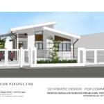 Design Alluring Modern Bungalow House Exterior