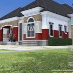 Design Bedroom Bungalow Nigeria Home Combo
