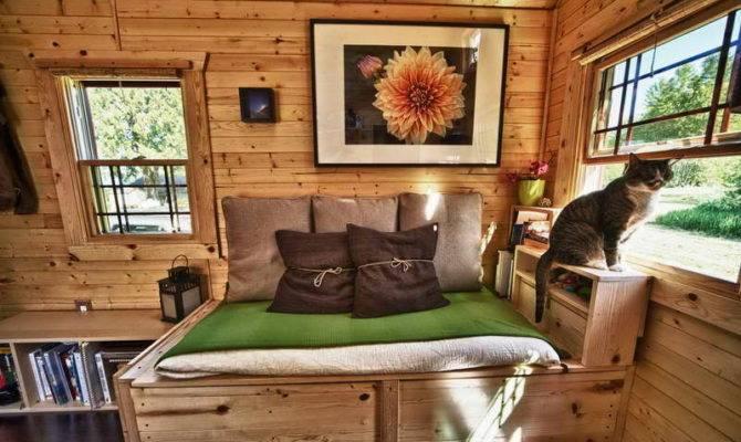 Design Build Your Dreamed Tiny House Floor Plans