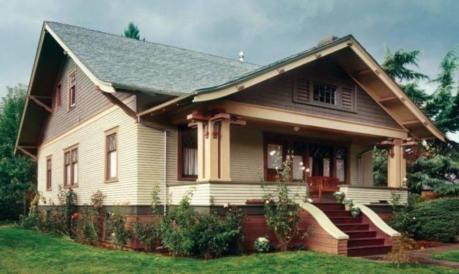 Design Bungalow Porch Old House Restoration