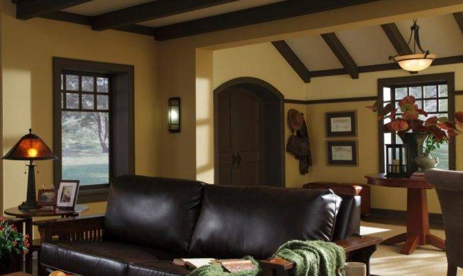 Craftsman Bungalow Interior Design Ideas Photo Gallery Home Plans Blueprints