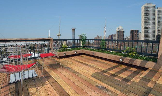 Design Designed Oarchitecture Rooftop Deck Philadelphia