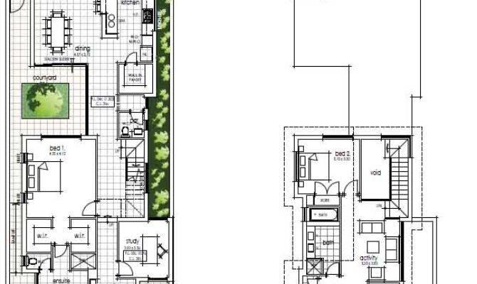 Design Home Homedesigns Lots Narrow Floor Plans
