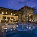 Design Ideas Resourcedir Beautiful House Exterior Pool