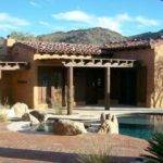 Design Mexican Home Custom Homes Stable Casita Style