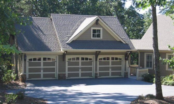 Design Plans Including Storage Garage Car