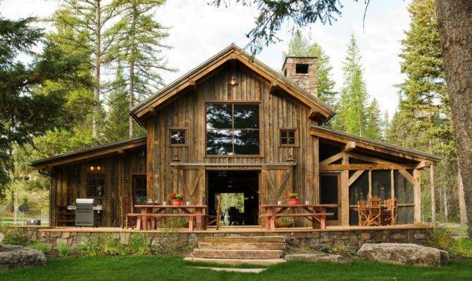 Design Rustic Country House Plans