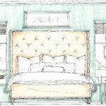 Design Sketches Bedroom Sketch