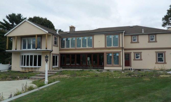 Design Stucco House