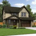 Design Unique Prairie Style House Plans Craftsman Home