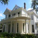 Designed Greek Revival Style Later Augmented