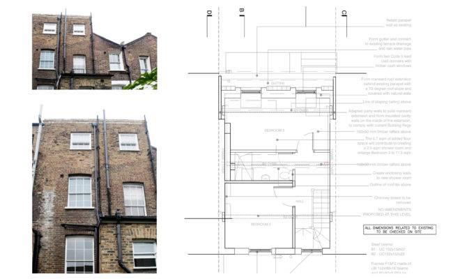 Designed Mansard Roof House Extension Angel Islington Design