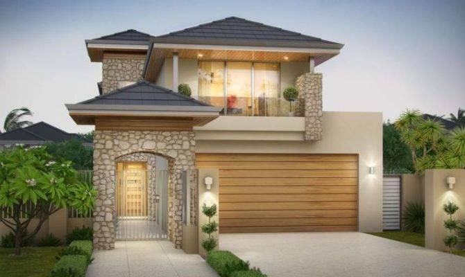 Designed Suit Wide Narrow Block Brescia Luxury Home