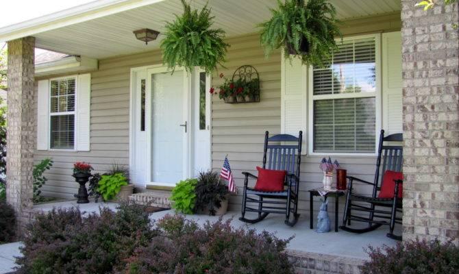 Designer Front Porch Ideas Small Houses Bistrodre