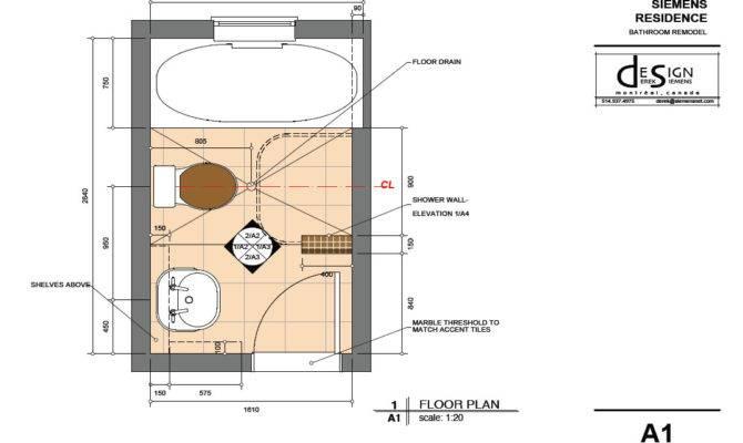 Designing Bathroom Floor Plan Interior Design Ideas