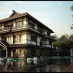 Designing Japanese Style House Home Garden Healthy Design