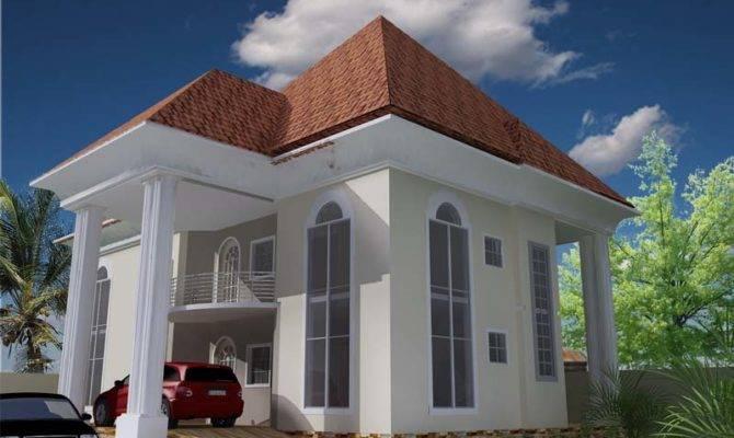 Designs Duplex House Nigeria Relevant Architectural