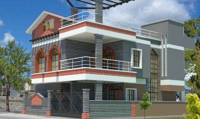 Designs House Plan Implementation Max Modern