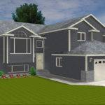 Designs House Plans Offers Levels Without Garages