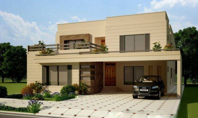 Designs Inspiring House Design Small Garden Front