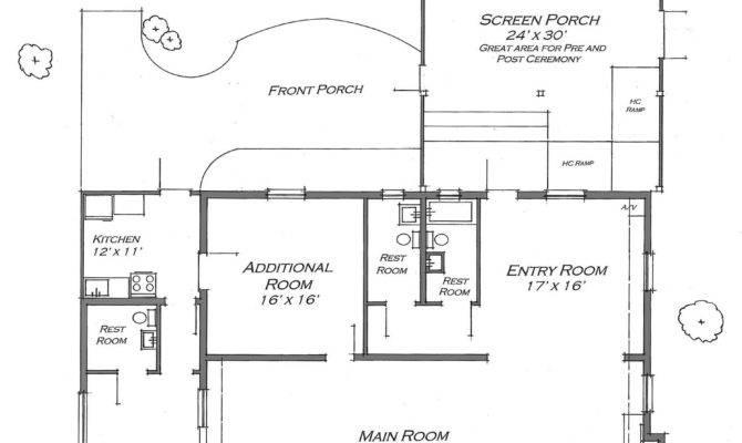 Destin Bay House Floor Plan