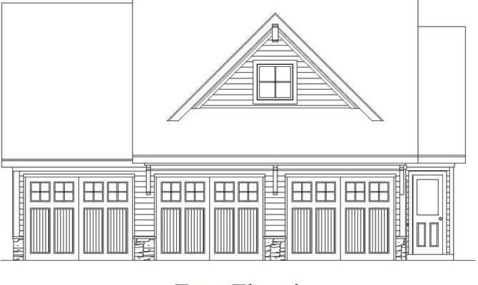 Detached Car Garage Plans Alp Chatham Design Group