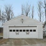Detached Car Garage
