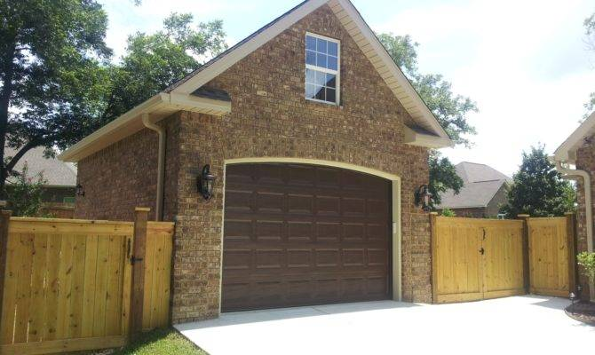 Detached Garage Danny Reed Construction