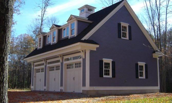 Detached Garage House Plan