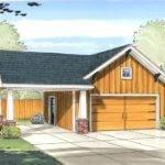 Detached Garage Plans Carport Woodguides