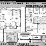 Details Bedroom Storey House Floor Plans Blueprints Sale
