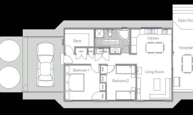 Determining Best Small Home Layouts House Layout