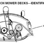 Diagram Mower Deck Belt Broke Got New
